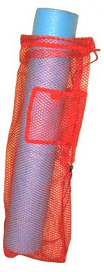 Yoga Mat Carrier With Zipper
