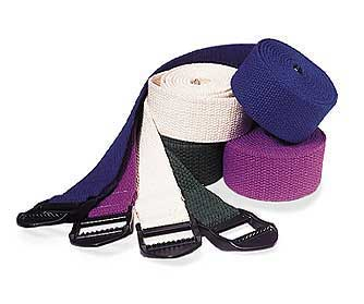 Yoga Straps With Buckle