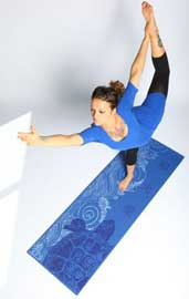 Yoga Mat with Design