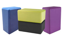 Foam Yoga Blocks - 3""