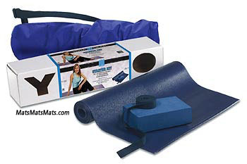 Yoga Kit - Complete Set With Classic Yoga Mat