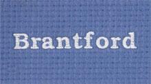 Yoga Mats with Brantford Font