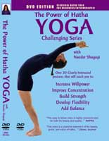 Intermediate Yoga DVD - Hatha