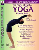 Hatha Yoga DVD - Ultimate Series
