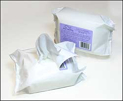 Bulk Packaged Mat Cleaning Wipes