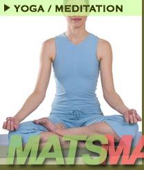 Yoga Mats & Meditation Cushions & More.